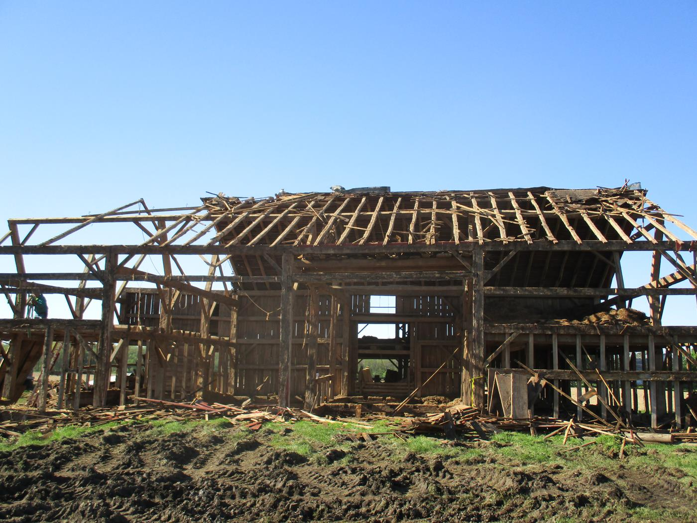 Building Barn Cabin Restoration Services Salvage Brokensword Frame 6