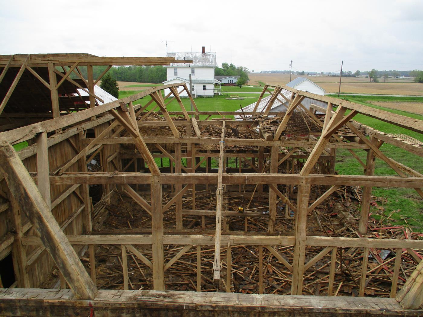 Building Barn Cabin Restoration Services Salvage Brokensword Frame 8