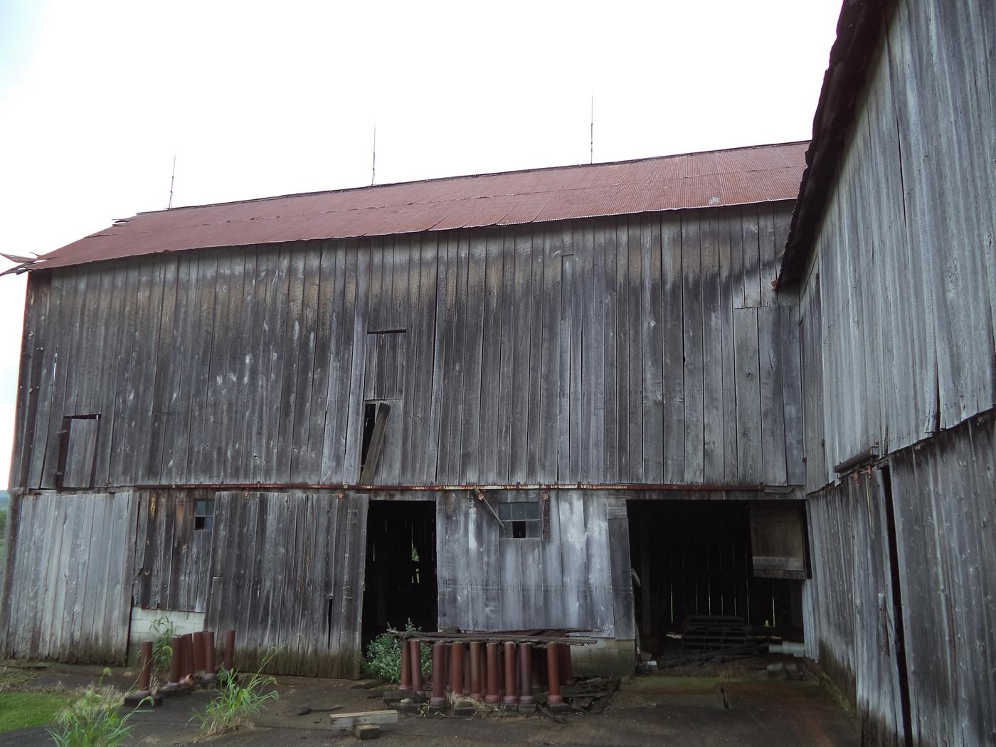 Building Barn Cabin Restoration Services Salvage Danville 2