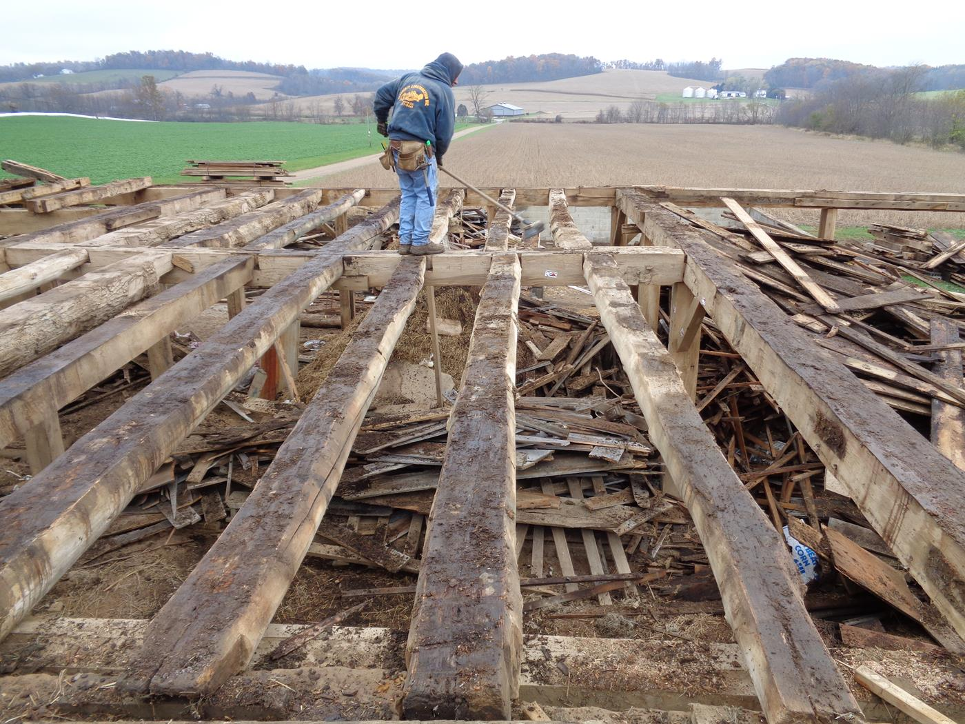 Building Barn Cabin Restoration Services Salvage Danville 5