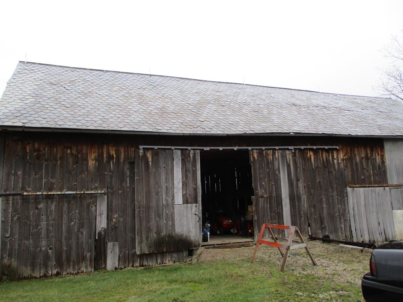 Coon Path Barn Frame Ohio Valley Barn Salvage 1
