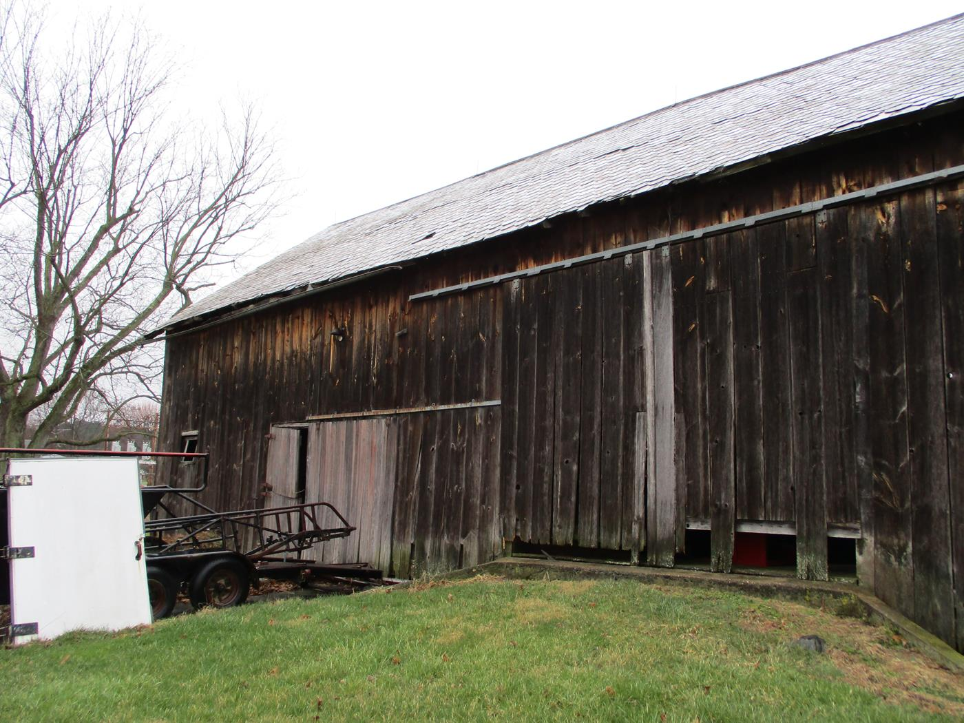 Coon Path Barn Frame Ohio Valley Barn Salvage 2