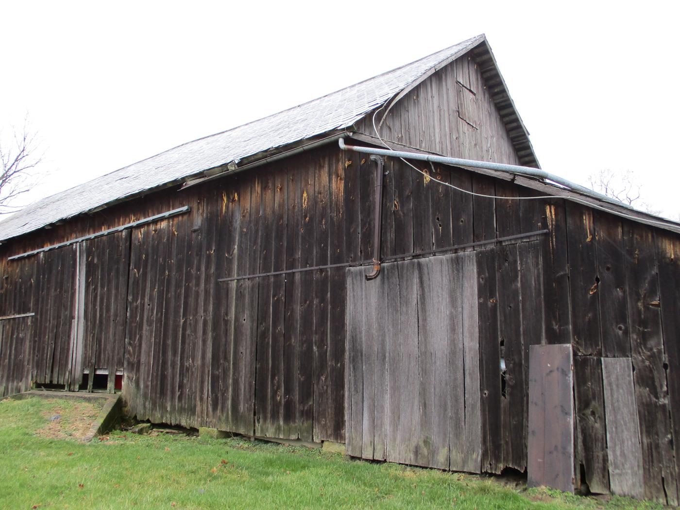 Coon Path Barn Frame Ohio Valley Barn Salvage 3