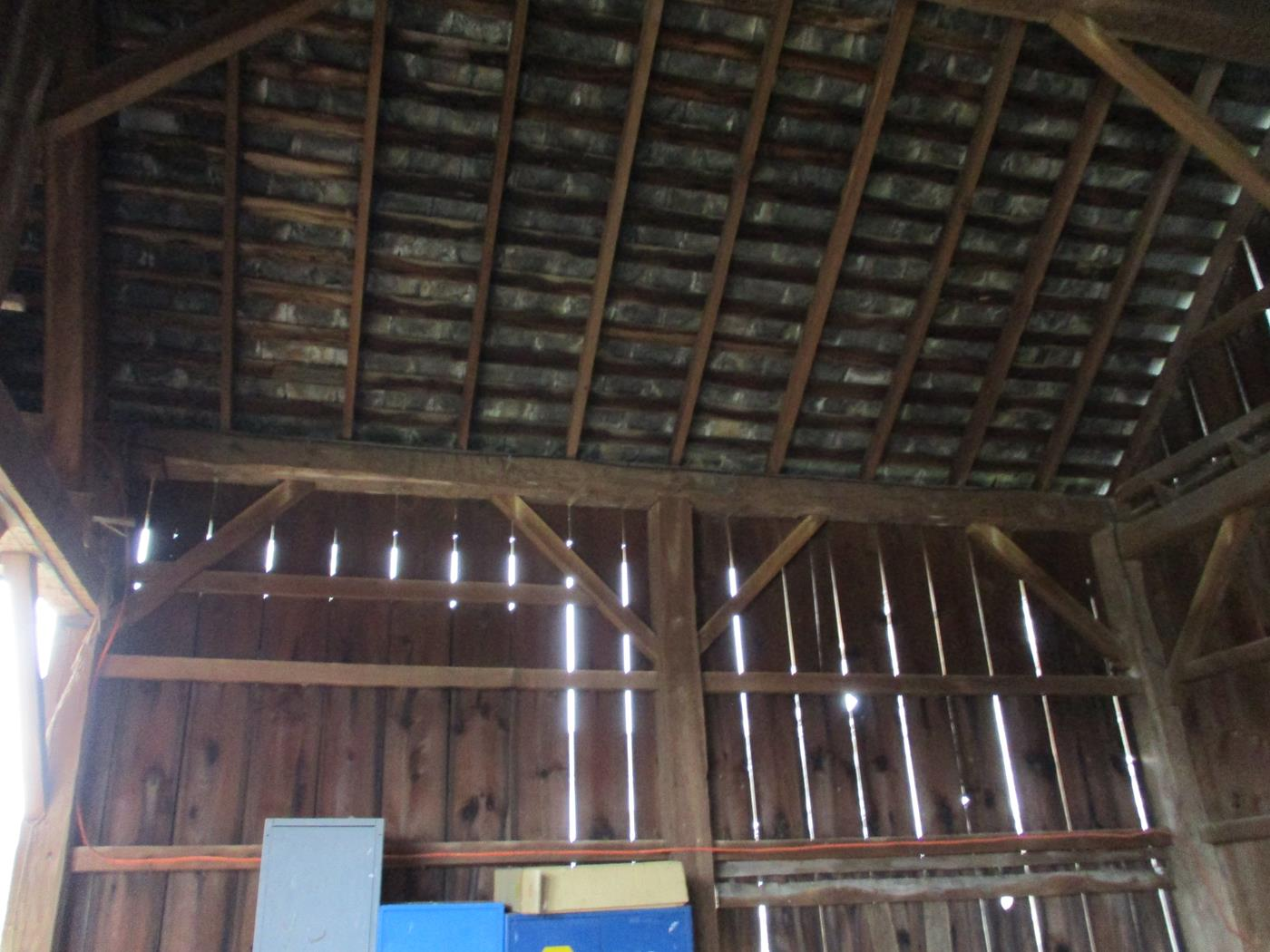 Coon Path Barn Frame Ohio Valley Barn Salvage 6