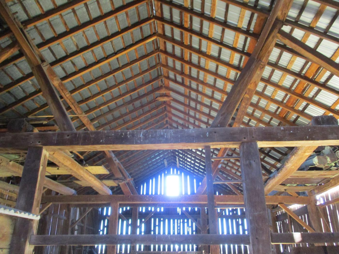 Crimson Road Barn Frame Ohio Valley Barn Salvage 8