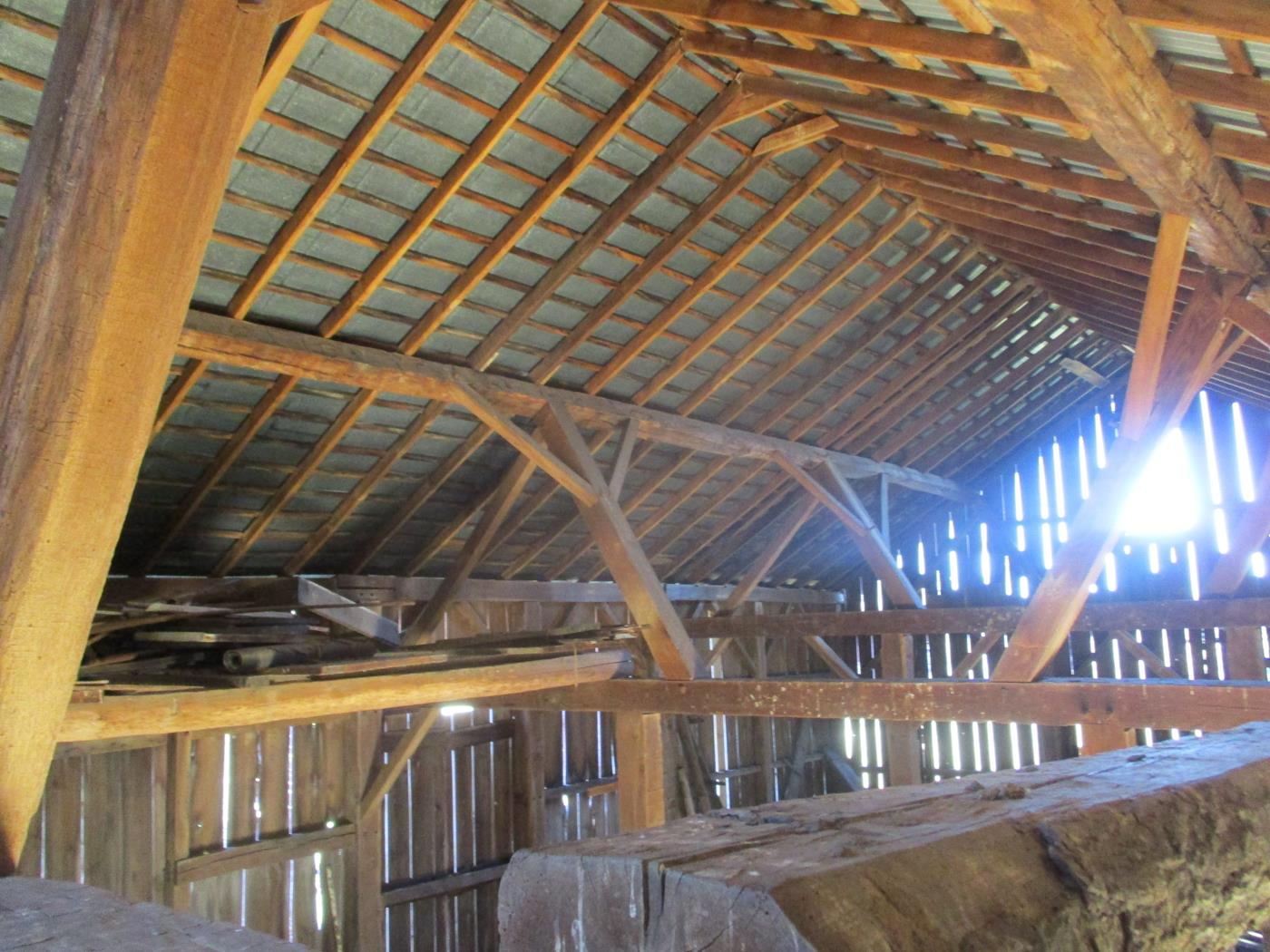 Crimson Road Barn Frame Ohio Valley Barn Salvage 9