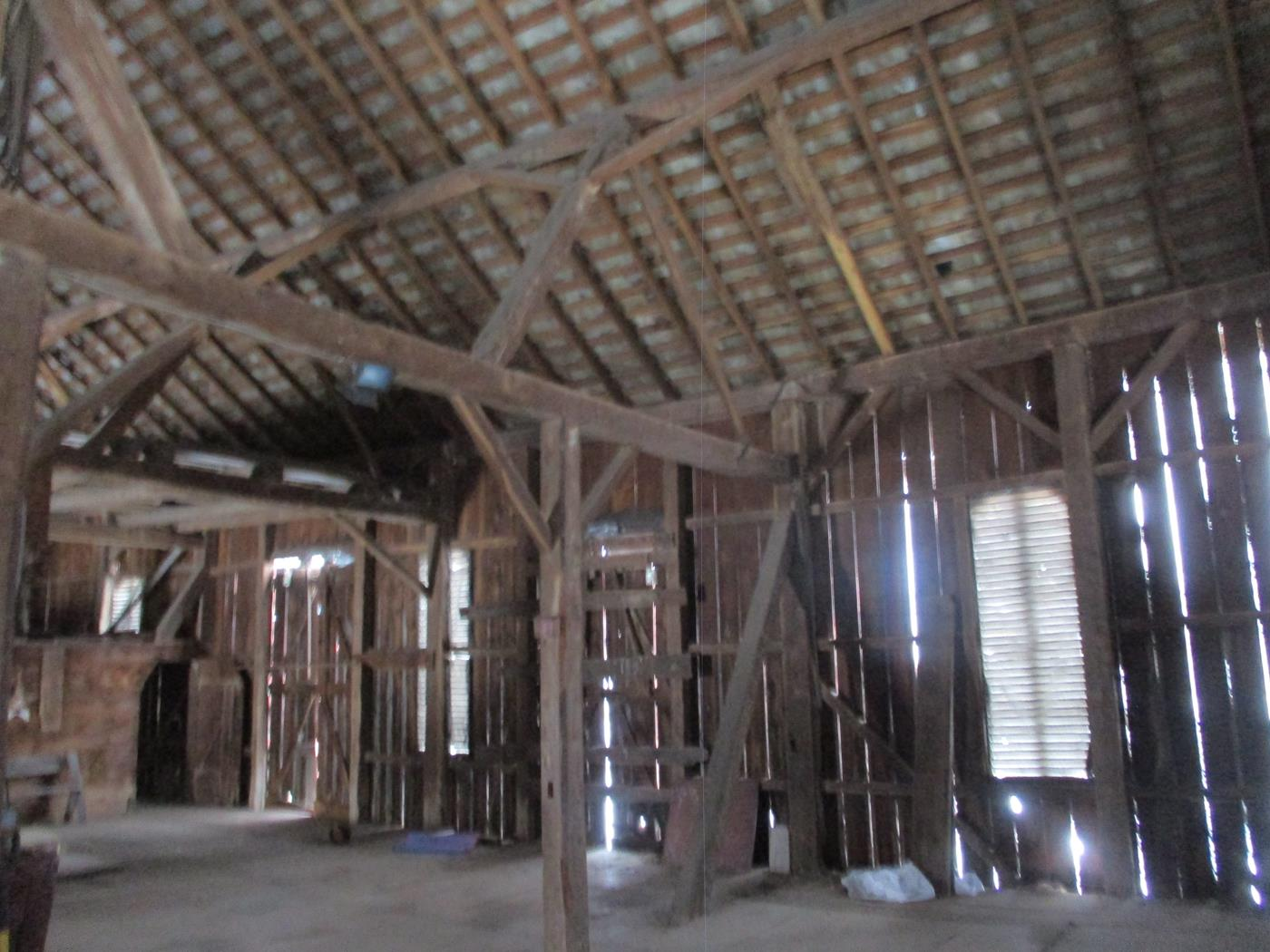 East Canton Barn Frame Ohio Valley Barn Salvage 12