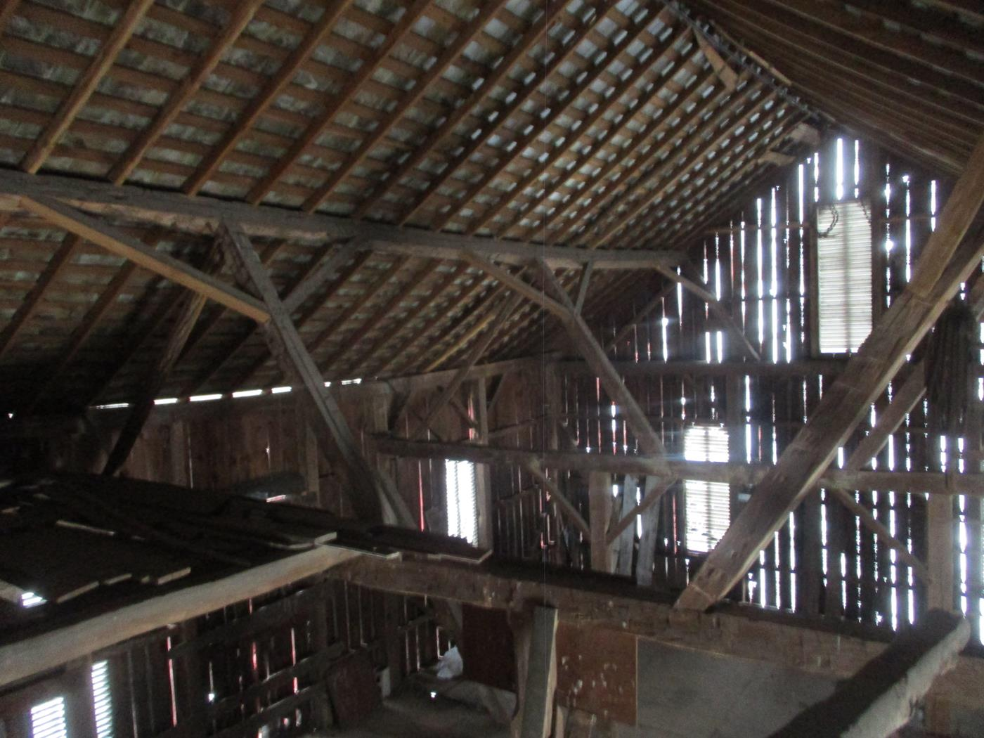 East Canton Barn Frame Ohio Valley Barn Salvage 13