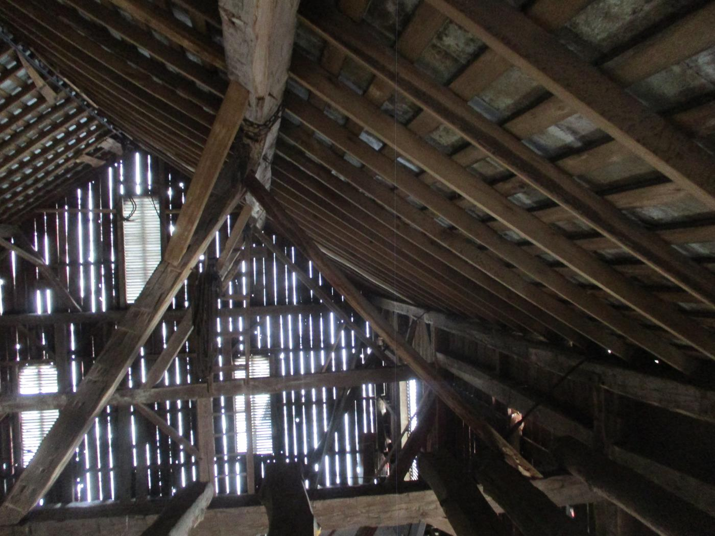 East Canton Barn Frame Ohio Valley Barn Salvage 14