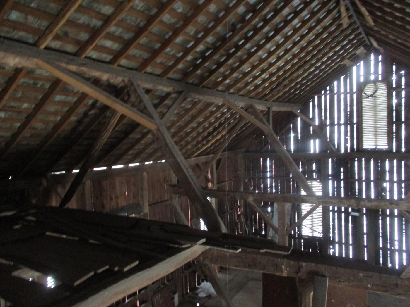 East Canton Barn Frame Ohio Valley Barn Salvage 15