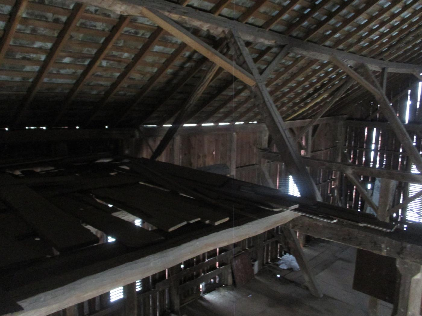 East Canton Barn Frame Ohio Valley Barn Salvage 17
