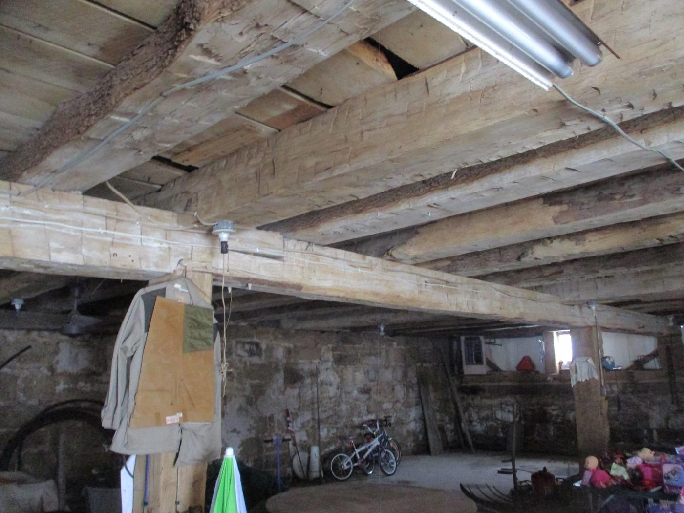 East Canton Barn Frame Ohio Valley Barn Salvage 18