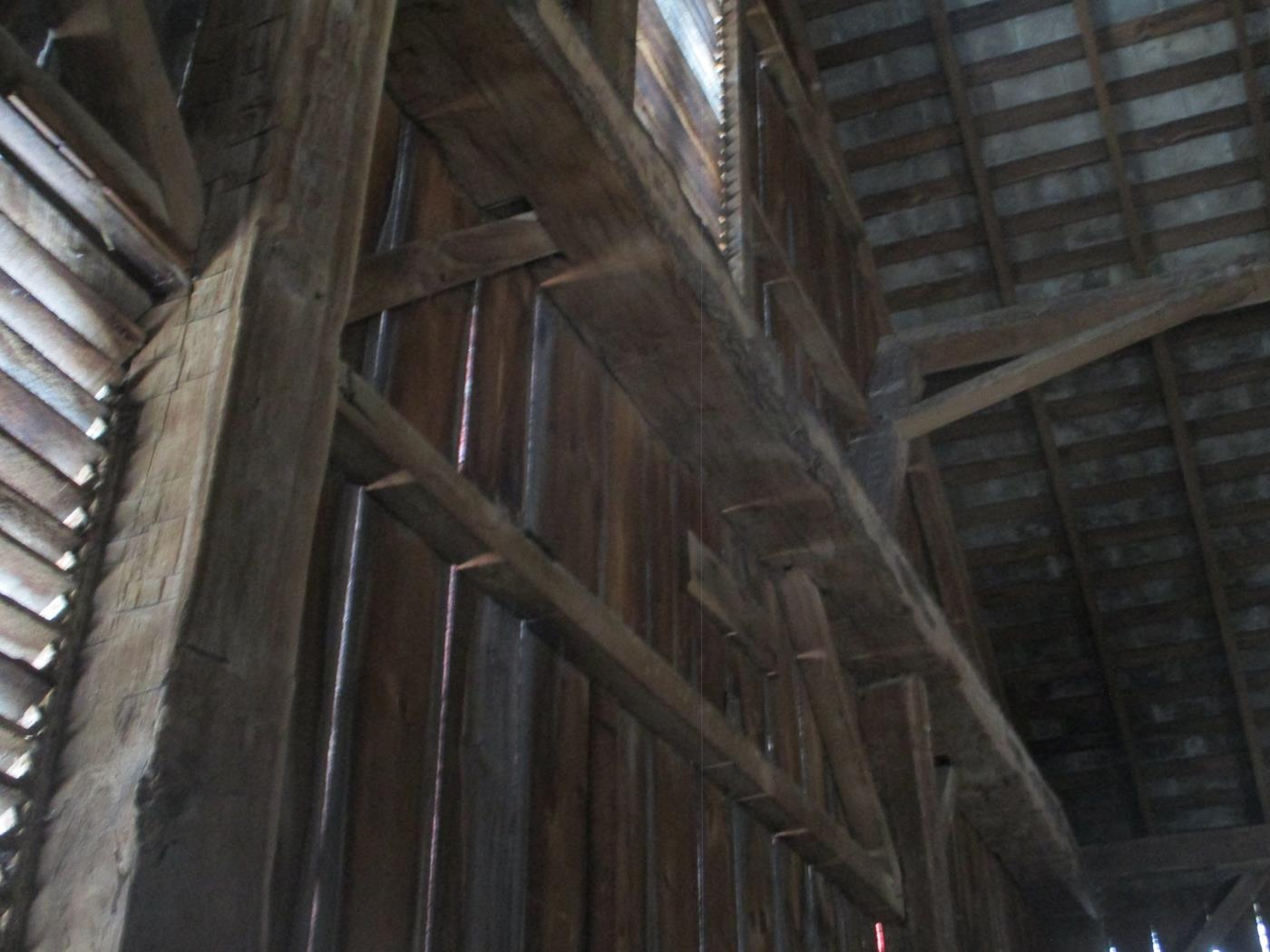 East Canton Barn Frame Ohio Valley Barn Salvage 7