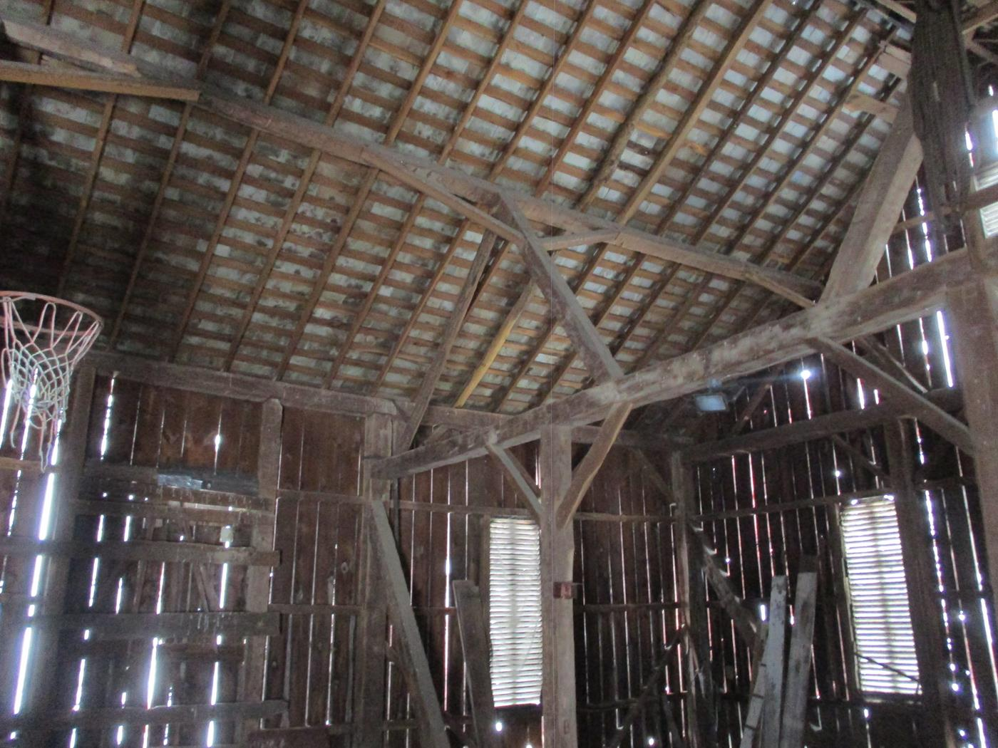 East Canton Barn Frame Ohio Valley Barn Salvage 8