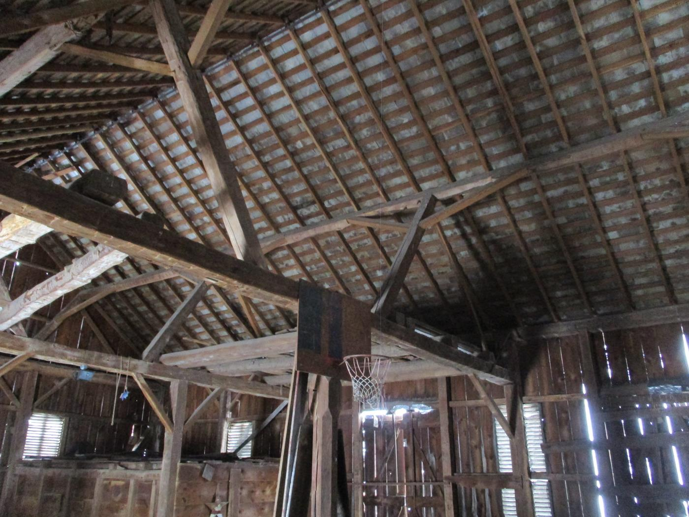 East Canton Barn Frame Ohio Valley Barn Salvage 9