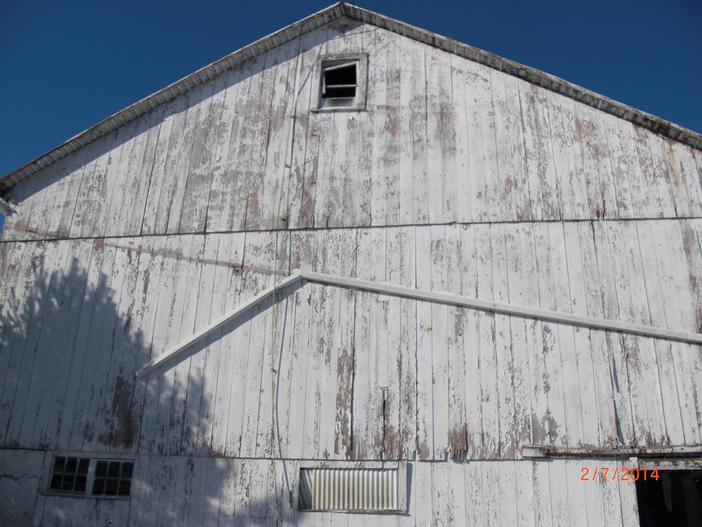 Gerhart Barn Frame Ohio Valley Barn Salvage Reclamation Restoration 2