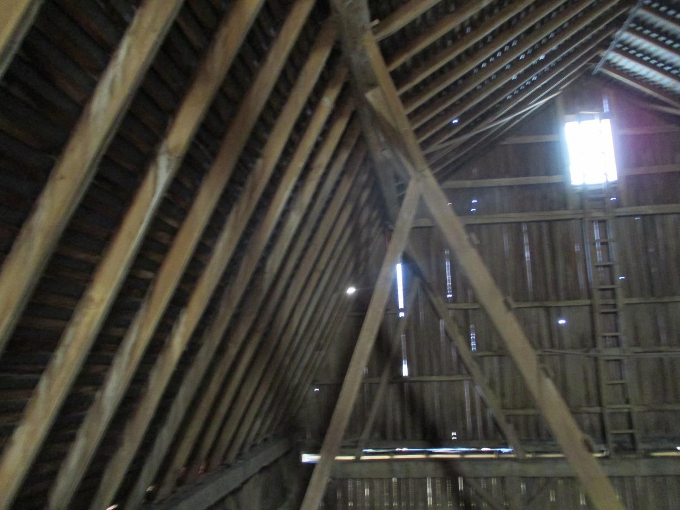 Haffner Barn Frame Ohio Valley Barn Salvage 11