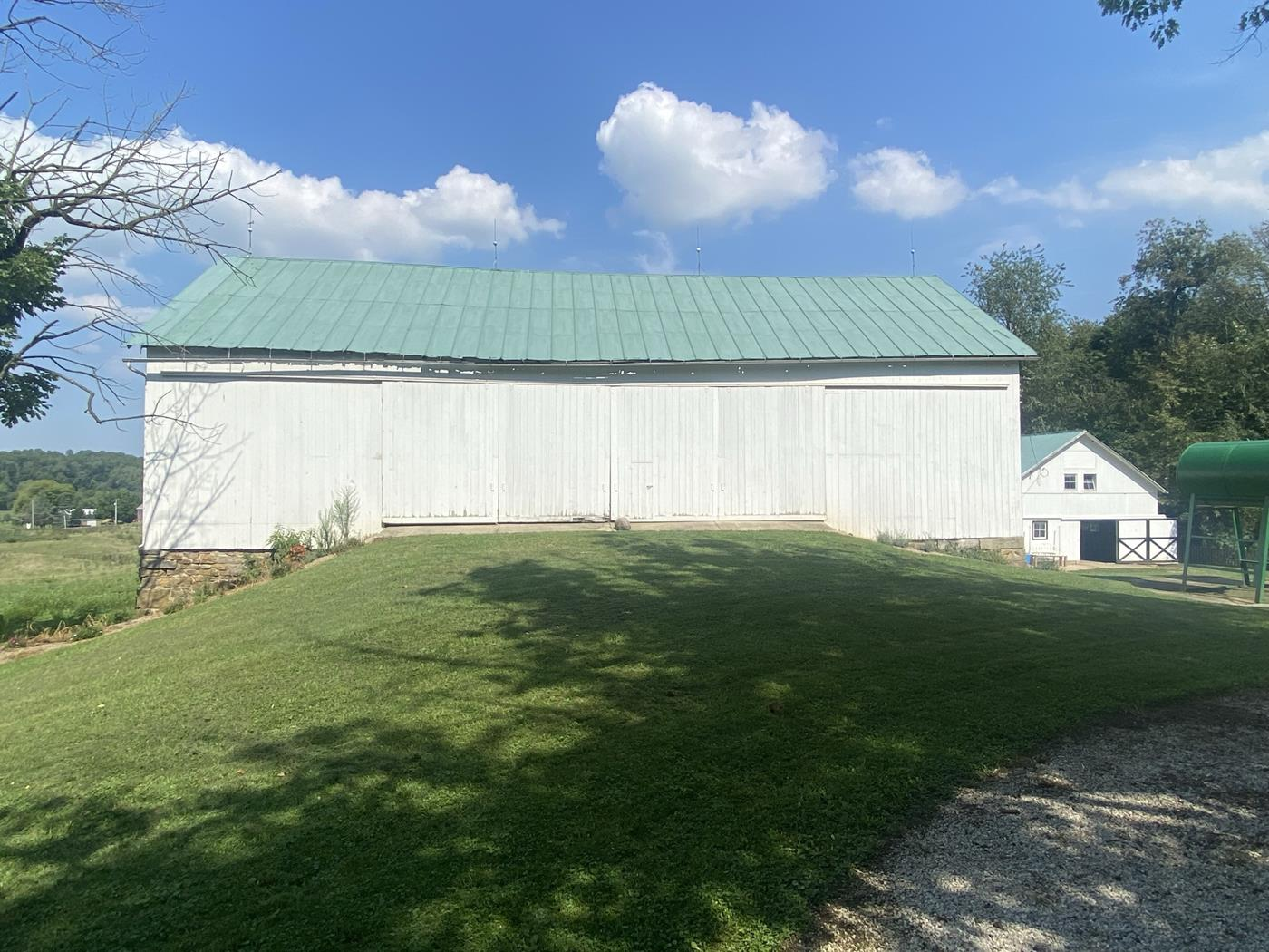 Historic Zace Barn Frame