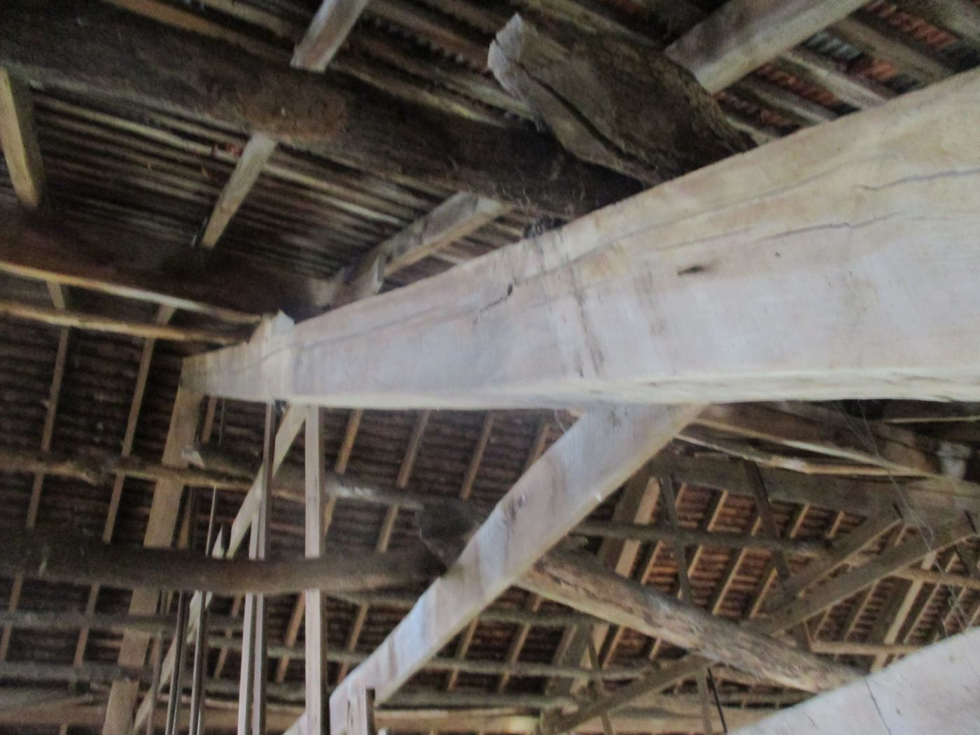 Ohio Valley Barn Salvage Green Barn Frame 18