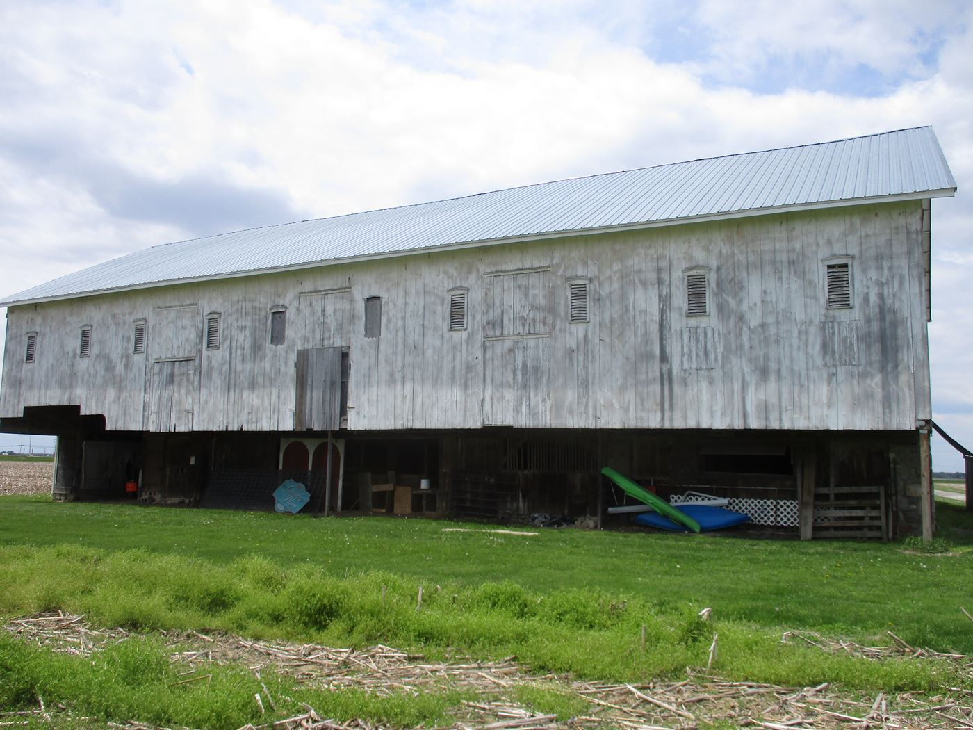 Ohio Valley Barn Salvage Hill Barn Frame 3