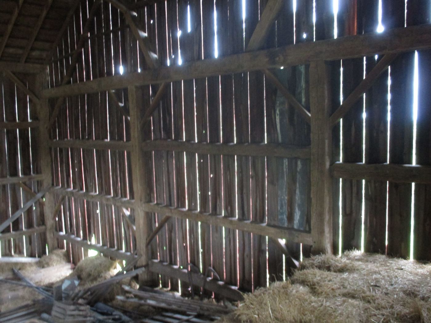 Rahm Barn Frame Ohio Valley Barn Salvage 12