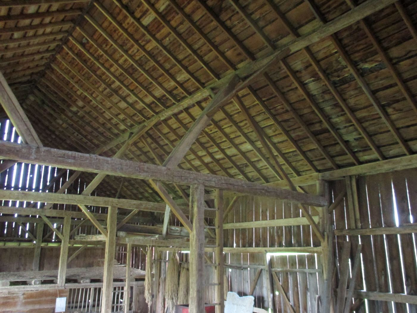 Rahm Barn Frame Ohio Valley Barn Salvage 21