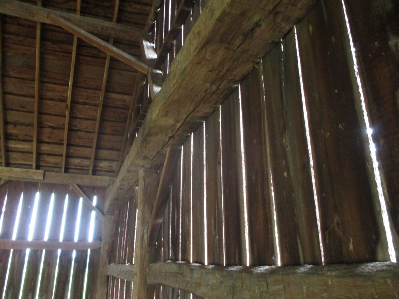Rahm Barn Frame Ohio Valley Barn Salvage 24