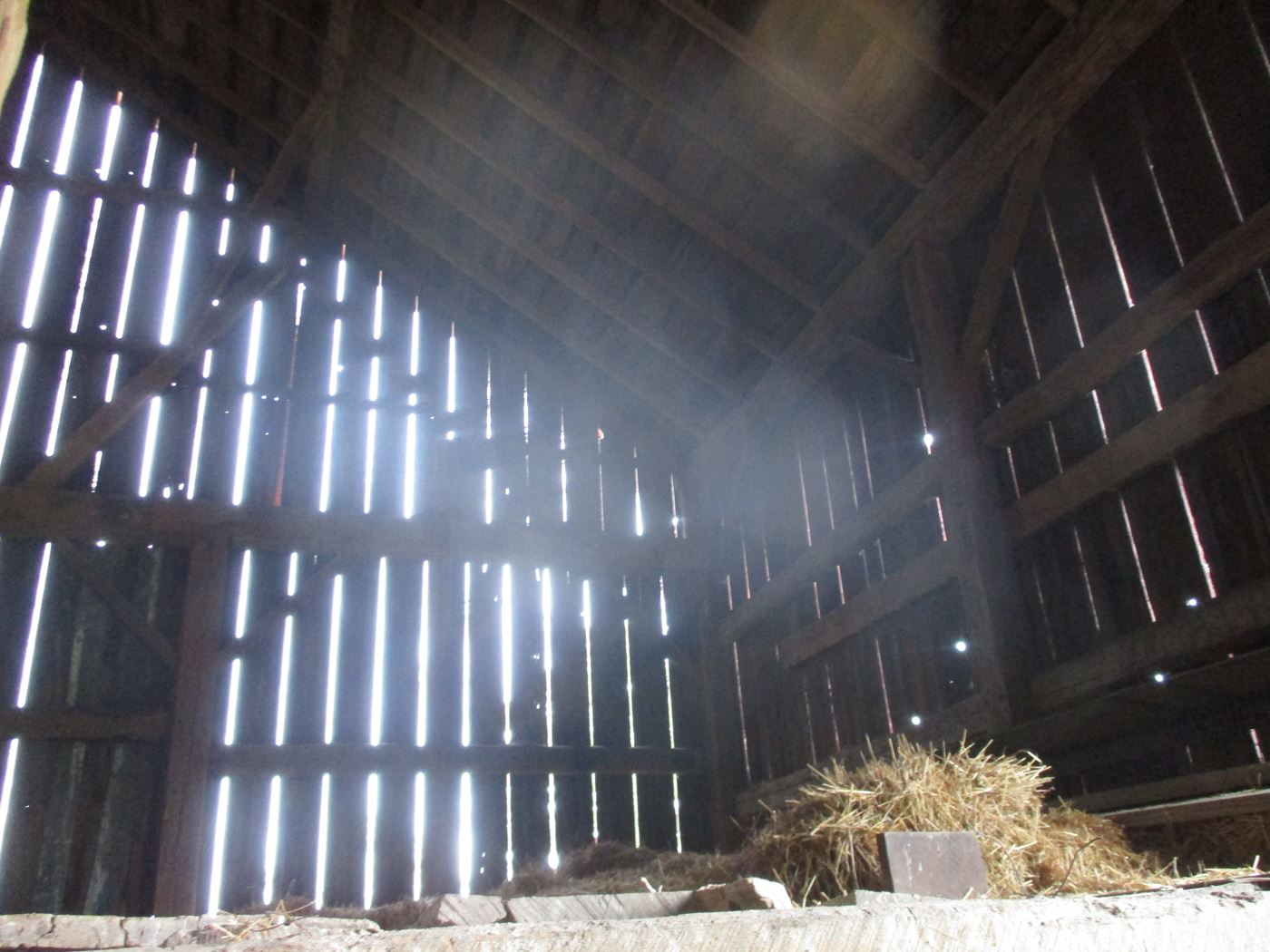 Rahm Barn Frame Ohio Valley Barn Salvage 25