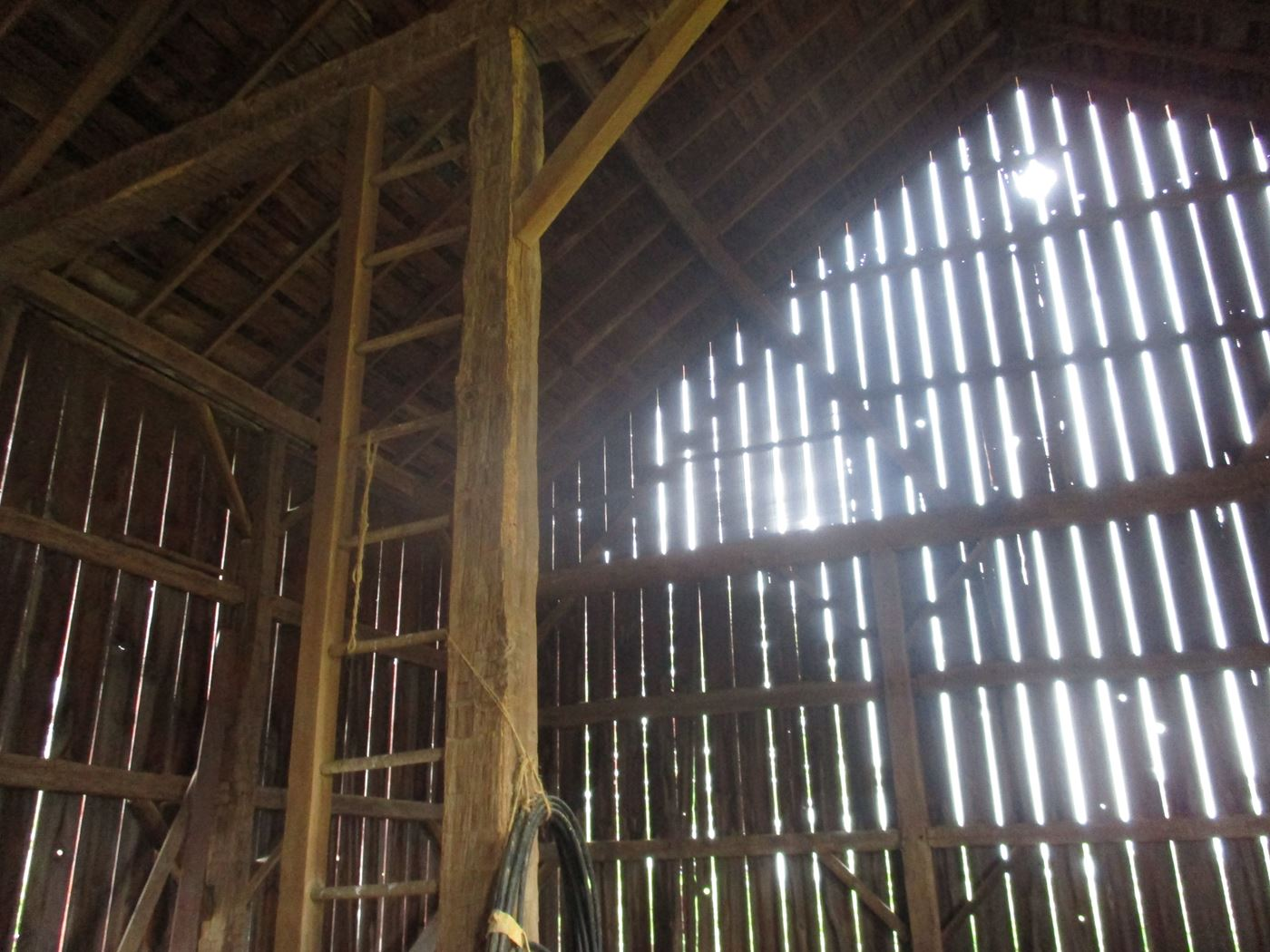 Rahm Barn Frame Ohio Valley Barn Salvage 27