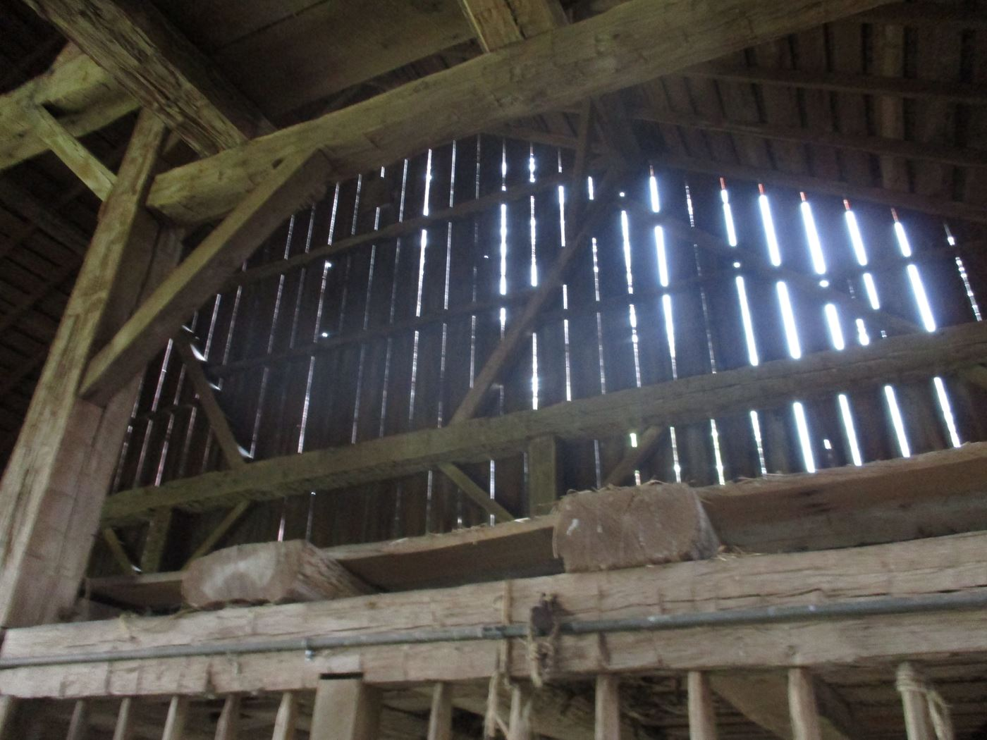 Rahm Barn Frame Ohio Valley Barn Salvage 29