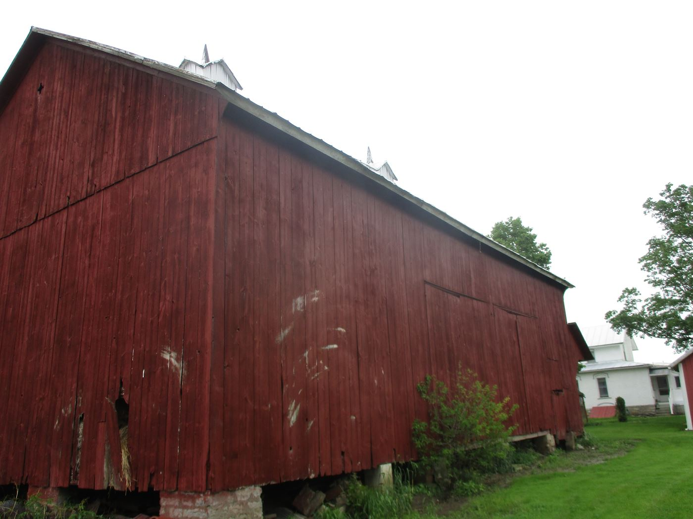 Rahm Barn Frame Ohio Valley Barn Salvage 5