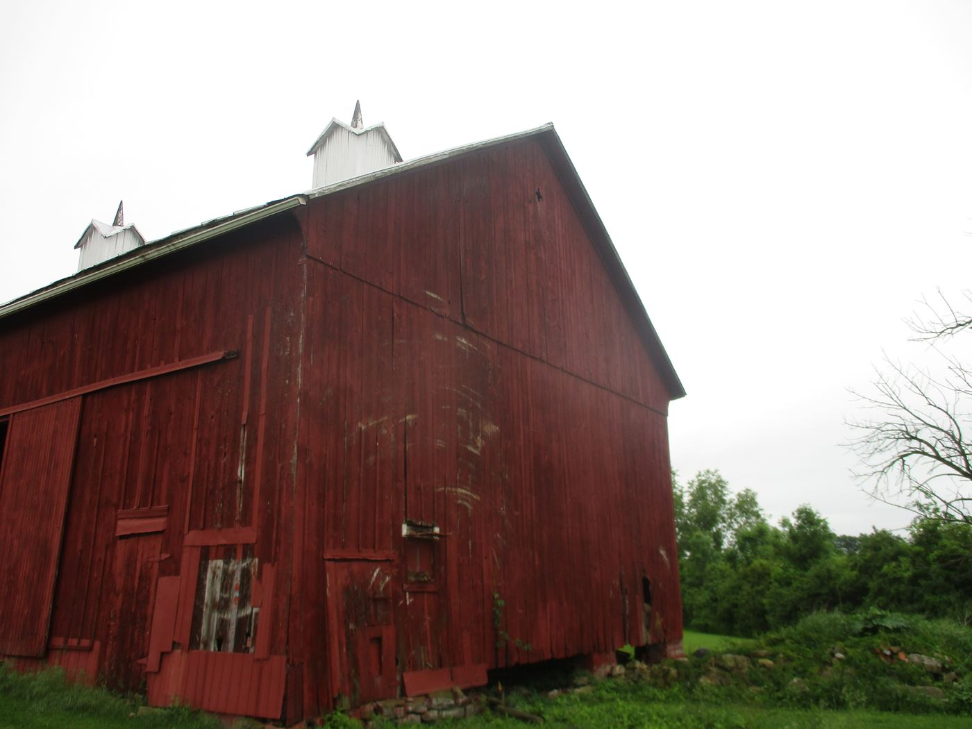 Rahm Barn Frame Ohio Valley Barn Salvage 6