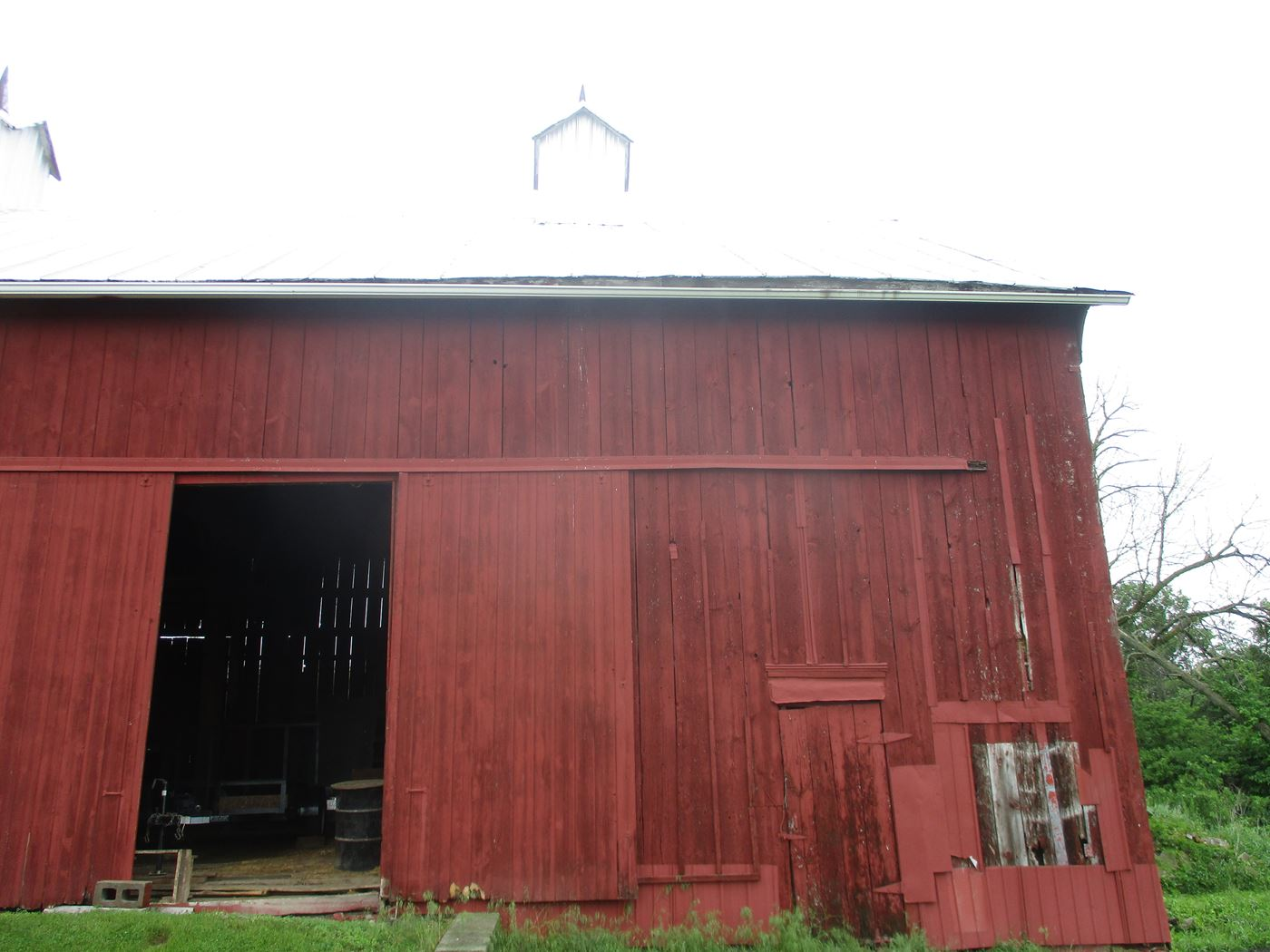 Rahm Barn Frame Ohio Valley Barn Salvage 8
