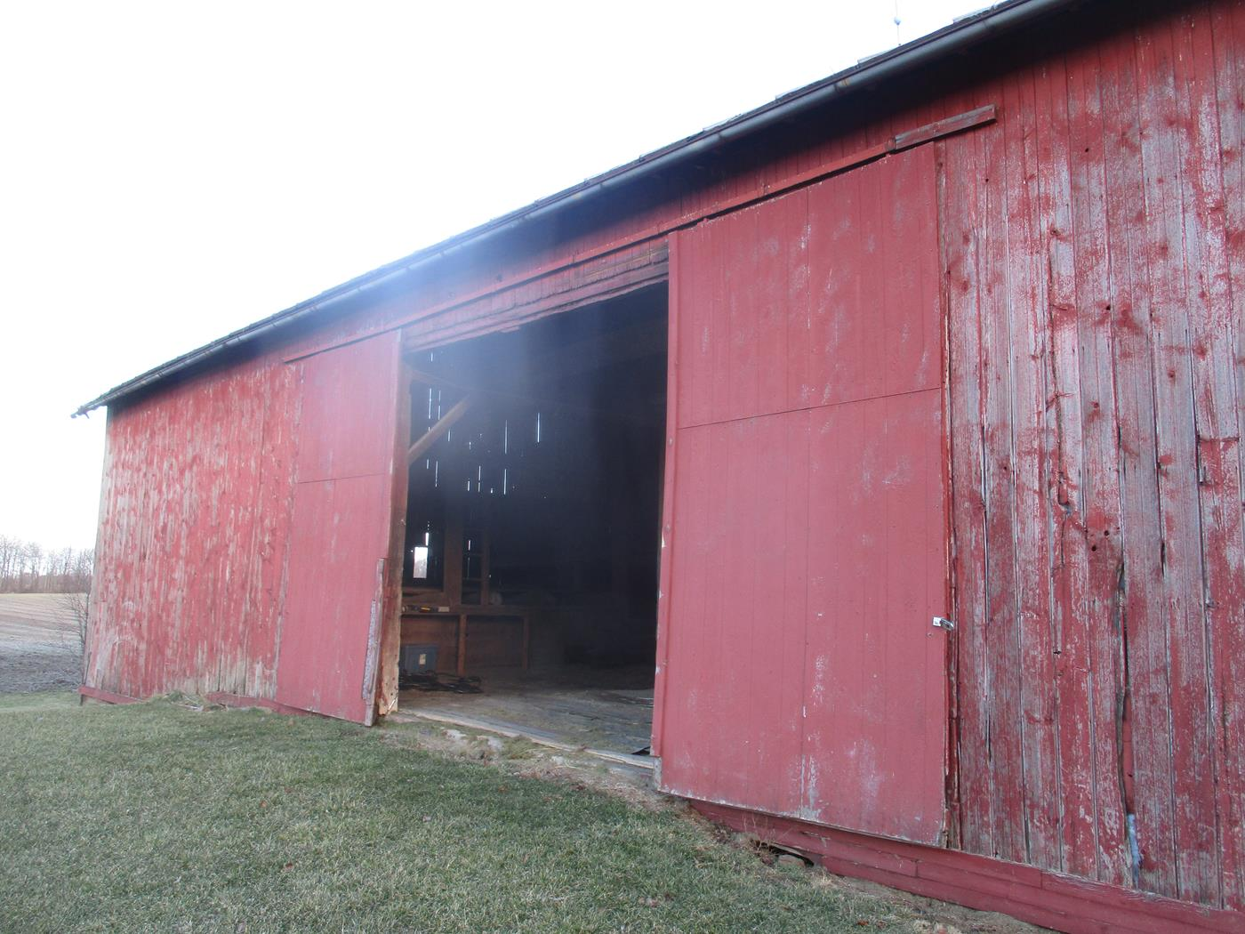 Shelby Barn Frame Ohio Valley Barn Salvage 1