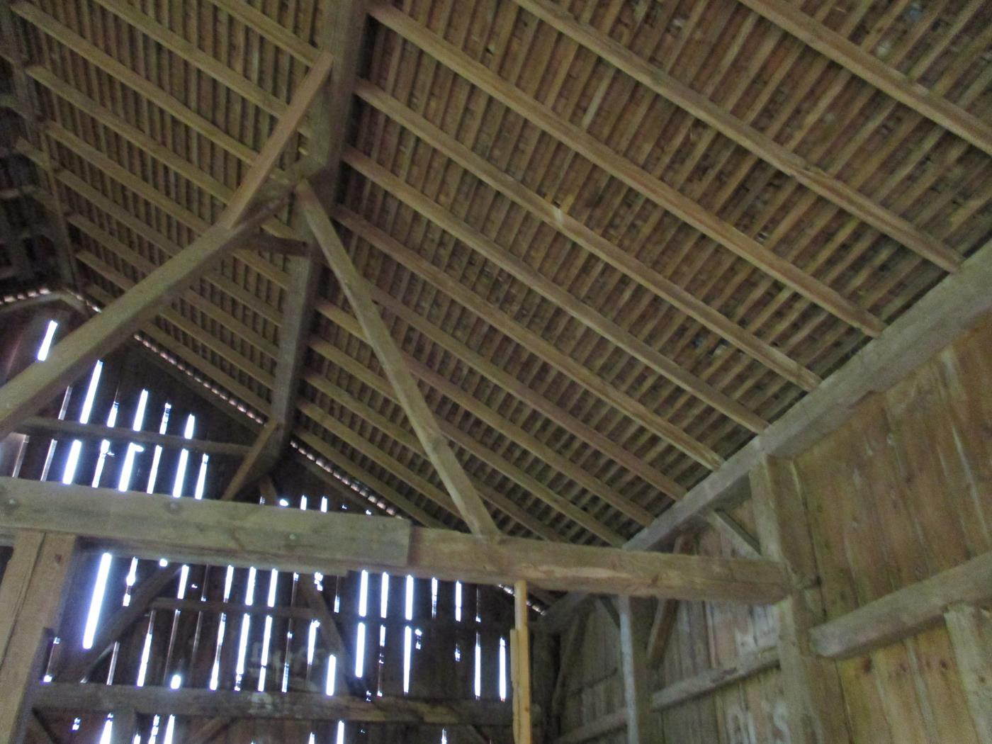 Shelby Barn Frame Ohio Valley Barn Salvage 12