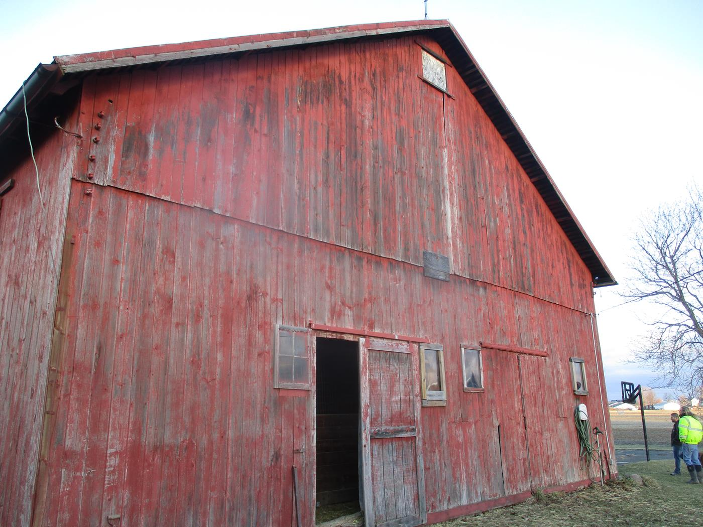 Shelby Barn Frame Ohio Valley Barn Salvage 2