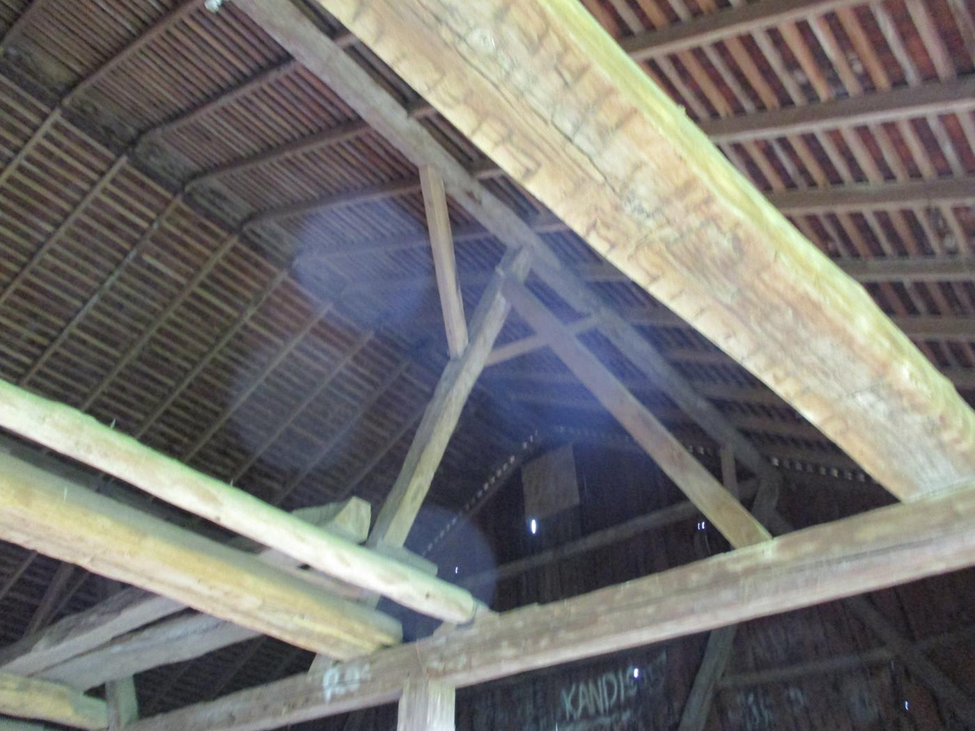 Shelby Barn Frame Ohio Valley Barn Salvage 5