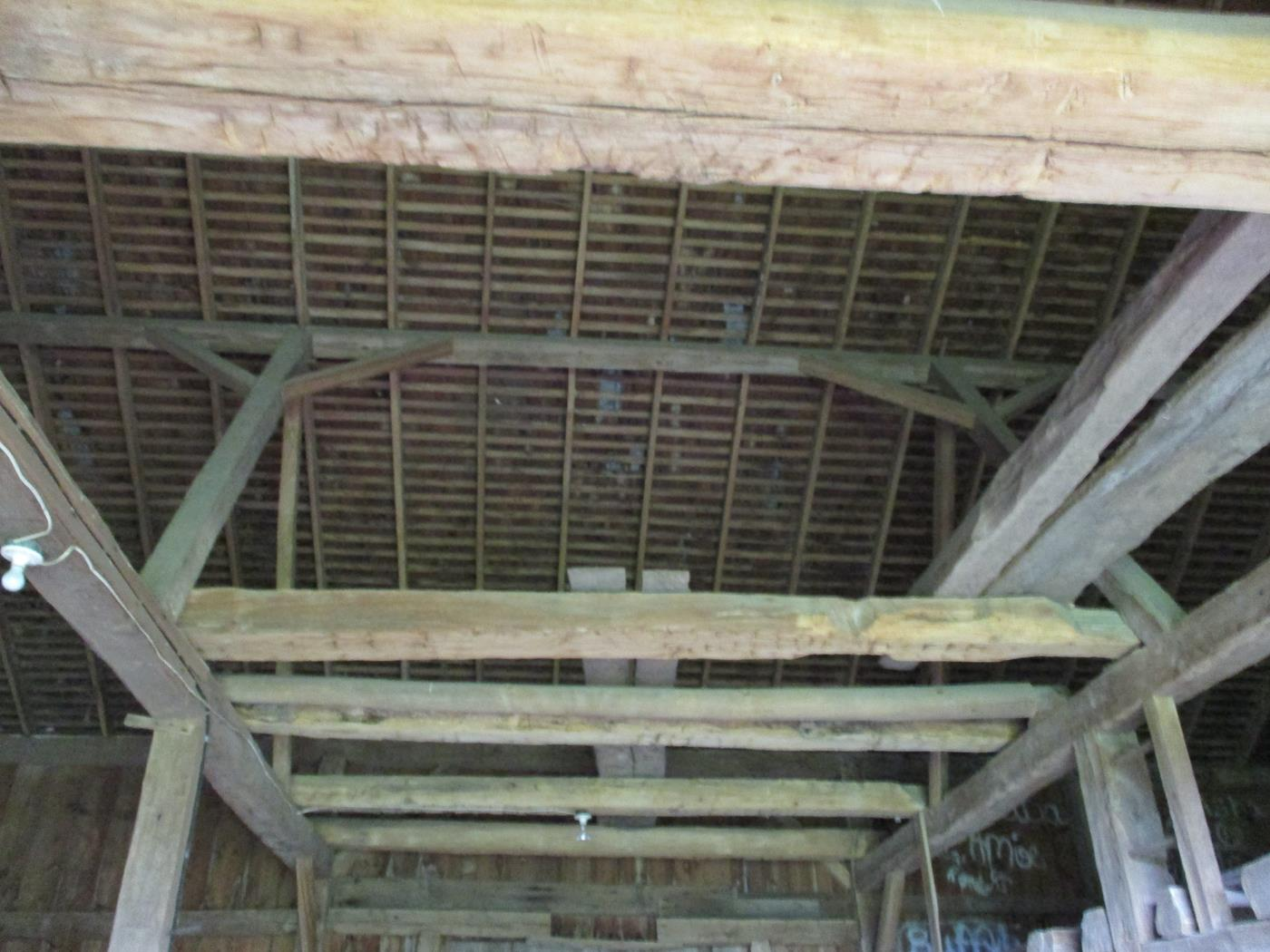 Shelby Barn Frame Ohio Valley Barn Salvage 6