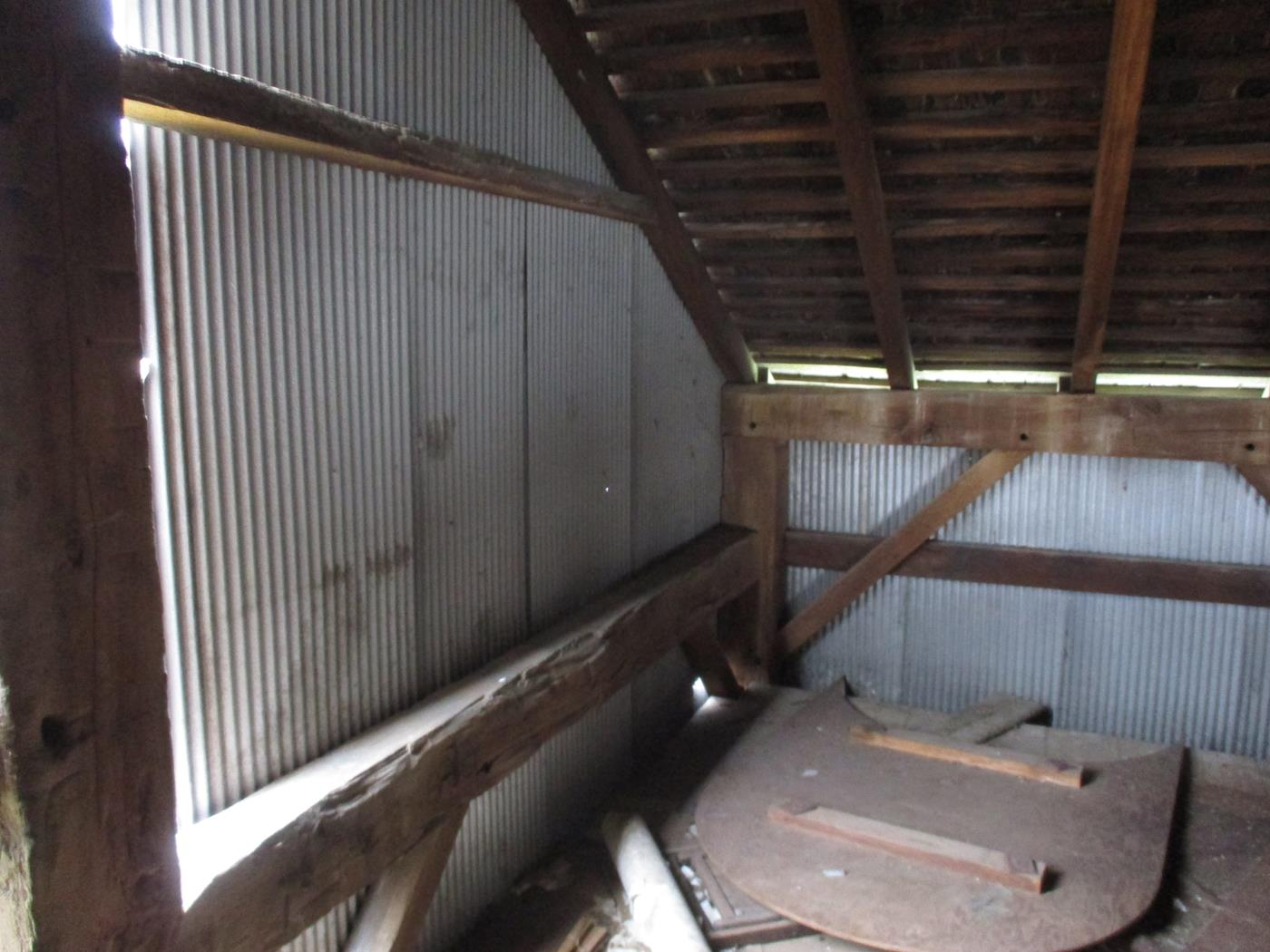 Stoomps Barn Frame Ohio Valley Barn Salvage 12