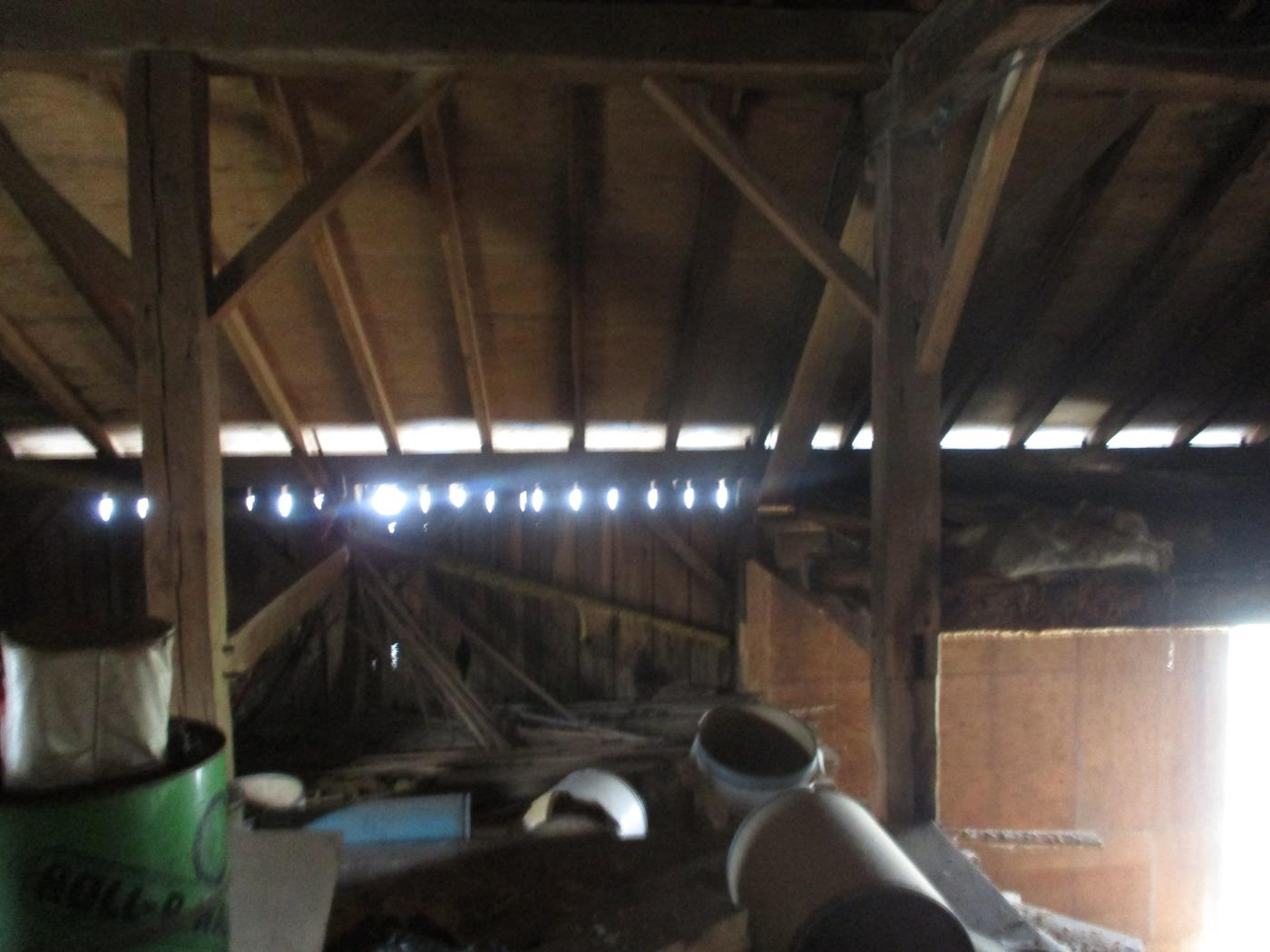 Stoomps Barn Frame Ohio Valley Barn Salvage 20