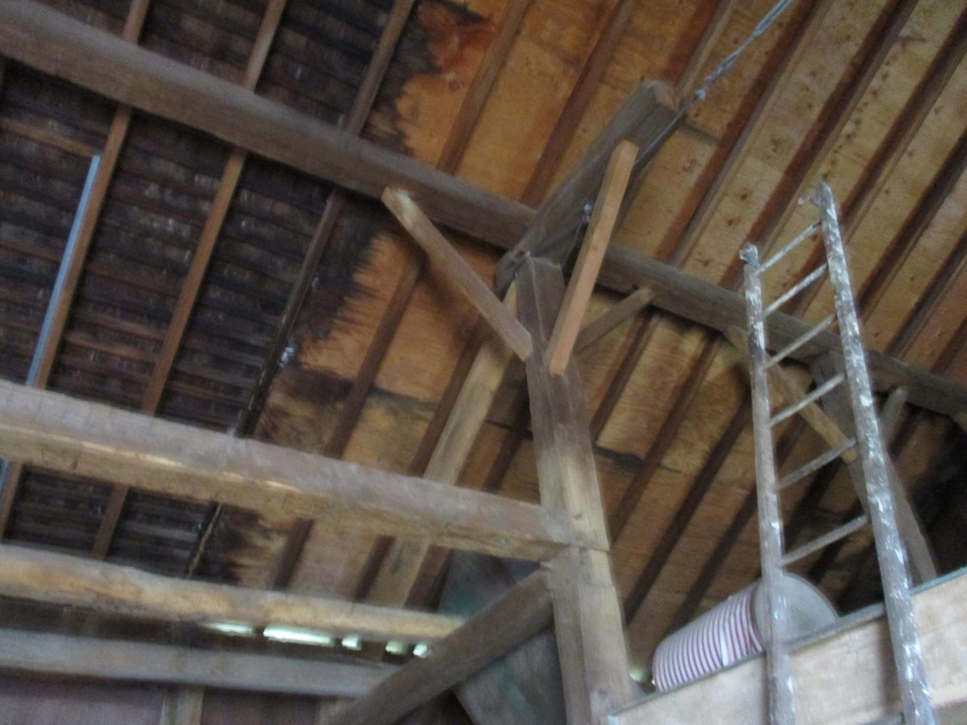 Stoomps Barn Frame Ohio Valley Barn Salvage 8